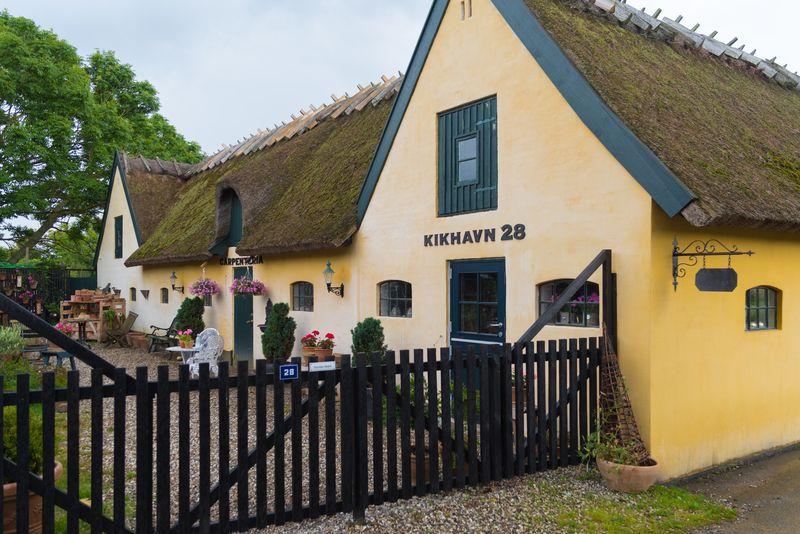 Dänemark: Entspannen im Ferienhaus